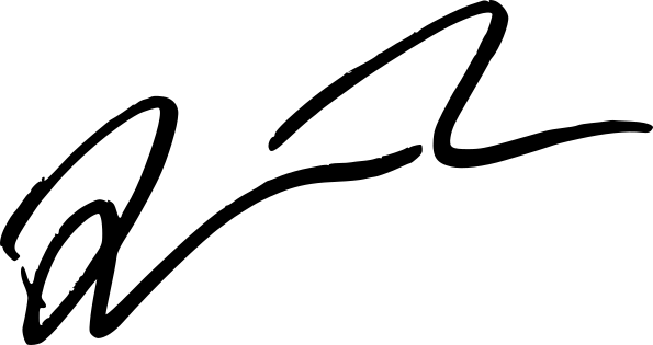 Tarantino signature