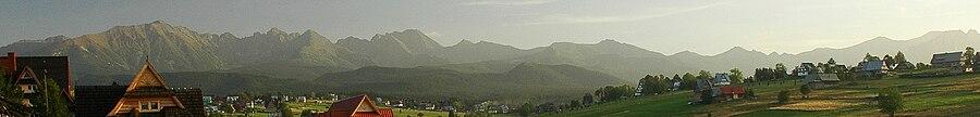 Tatra Mts from Murzasichle.jpg