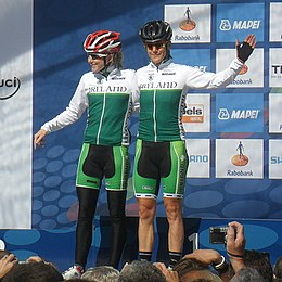 Team Ireland WK Valkenburg 2012.jpg