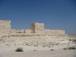 Tel Arad - Image: Tel Arad DSC03799 (9)