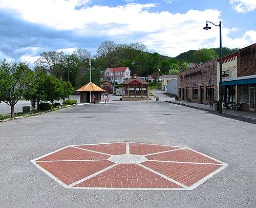 Tellico Plains mailbbox