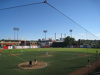 RE/MAX Field - Telus Field in 2010