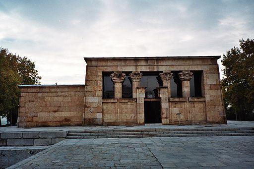 Templo de Debod, Madrid 6