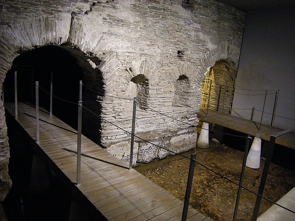 Termas romanas de Lugo