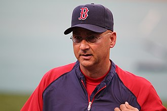 Terry Francona - Francona as a manager for the Boston Red Sox in 2011