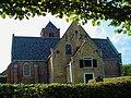 Texel - Oosterend - Kerkstraat - View West on Maartenskerk.jpg
