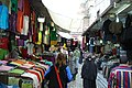 Textiles for sale in Bazaar district - panoramio.jpg