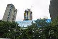 The 42 - Residential Building under Construction - 42B Chowringhee Road - Kolkata 2015-08-16 3457.JPG
