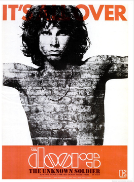 The Doors - The Unknown Soldier - Billboard Ad, April 13, 1968.png