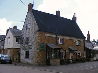 Pitsford - Image: The Griffin Inn, Pitsford