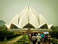 The Lotus Temple of Delhi.jpg