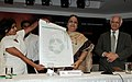 The Minister of State (Independent Charge) for Environment and Forests, Smt. Jayanthi Natarajan releasing the Iron & Steel Green Rating, at a function, in New Delhi on June 04, 2012.jpg