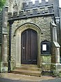 The Parish Church of St Peter's, Stainforth, Doorway - geograph.org.uk - 748536.jpg