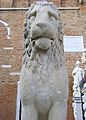 The Piraeus Lion facing forward by Asatruar 2011-05-09.jpg