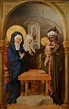 The Presentation in the Temple Stefan Lochner 1447.jpg
