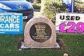 The Rose Inn Memorial Stone, Penistone Road, Sheffield - geograph.org.uk - 1126131.jpg