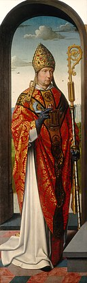 The Saint Anne Al tarpiece Saint Nicholas E10532.jpg