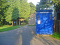 The Tardis has landed in Newtown Linford - geograph.org.uk - 1472992.jpg