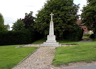Withersfield - The Withersfield War Memorial - geograph.org.uk - 1428242