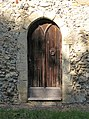 The church of All Saints - the priest door - geograph.org.uk - 1511403.jpg