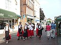 The dancing is over - geograph.org.uk - 944127.jpg
