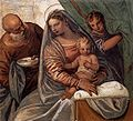 The holly family, Paolo Veronese, Villa Barbaro.jpg
