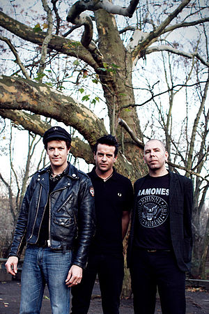 The Living End - Image: The living end leipzig