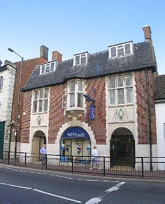 WHSmith - Brentwood High Street branch