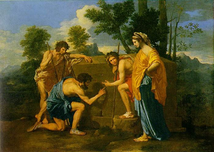 The shepherds of arcadia