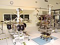 The twin rovers of the Mars Exploration Rover Mission.jpg