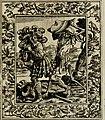 Theatrum mortis humanæ tripartitum. I. Pars. Saltum mortis. II. Pars. Varia genera mortis. III. Pars. Pnas damnatorum continens. Figuris æneis illustratum, das ist, Schau-Bühne desz menschlichen Todts (14564326300).jpg
