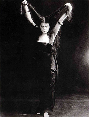 Sin (1915 film) - Photo by Jack Freulich