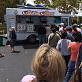 There's a reason the line is always long. I'll wait though because I've had a Tocilog Burrito on the mind for a couple weeks. Go @senorsisig! -filipinofoodmovement. (14473789974).jpg