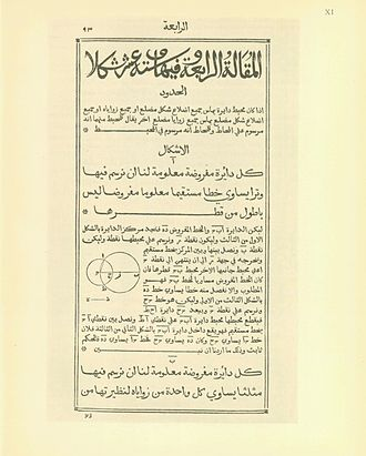 Medici Oriental Press - Nasir al-Din al-Tusi's version of Euclid's Elements, Typographia Medicea, Rome, 1594.