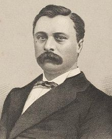 Thomas Coman, President of the New York City Board of Aldermen, acting Mayor of New York