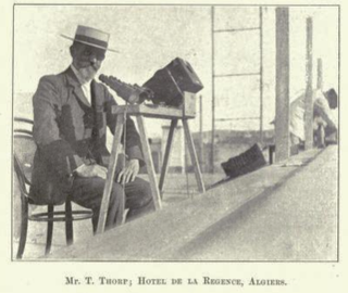 Thomas Thorp (scientific instrument manufacturer) English manufacturer of scientific instruments