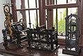 Three clockworks in Jagiellonian University Museum.jpg