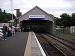 Thurso Station The UK's most northerly railway station.
