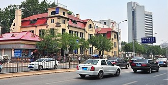Tianqiao District - Image: Tianqiao, Jinan, Shandong, China panoramio (1)