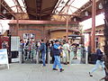 Ticket barriers, Birmingham Moor Street railway station - DSC09050.JPG