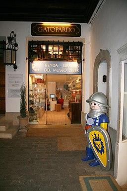 Tienda-Librería del Museo l'Iber