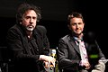 Tim Burton & Chris Hardwick (7587113766).jpg