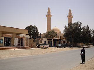 Timimi Village in Derna, Libya