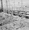 Timna in de Negevwoestijn het terrein van de kopermijnen met betonnen bakken vo, Bestanddeelnr 255-3666.jpg