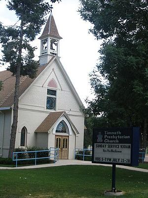 Timnath, Colorado - Timnath Presbyterian Church, a congregation of the Presbyterian Church (USA).