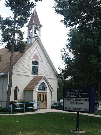 Timnath, Colorado - Timnath Presbyterian Church, a congregation of the Presbyterian Church (USA).