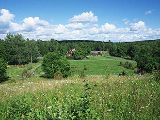 Värmland County - Image: Tiskaretjärn 1