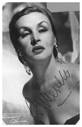 Tita Merello - Tita Merello (1938) by Annemarie Heinrich