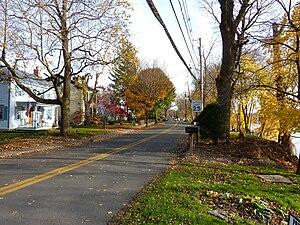 Titusville, New Jersey - Image: Titusville, NJ