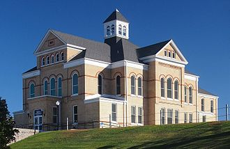 Todd County, Minnesota - Image: Todd County Courthouse